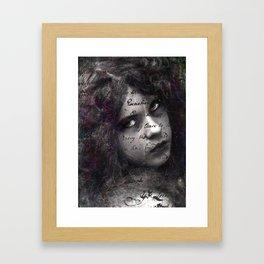 no35 Framed Art Print