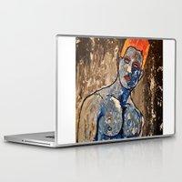 apollo Laptop & iPad Skins featuring Apollo by Chris The Artist