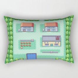 Pallet Town Rectangular Pillow