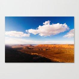 Moab-Utah Canvas Print
