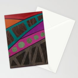 remember to be alive Stationery Cards