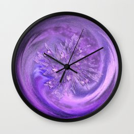 Restrained excitement  Wall Clock