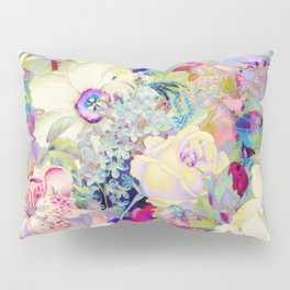 summery floral Pillow Sham