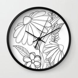 Margo Wall Clock