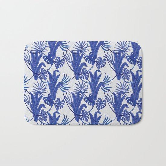 Jungle pattern Bath Mat