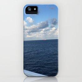 mare di Palermo iPhone Case