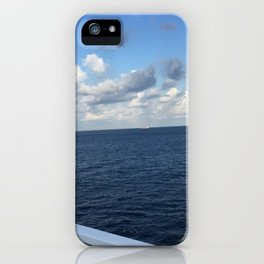 mare di Palermo iPhone Case