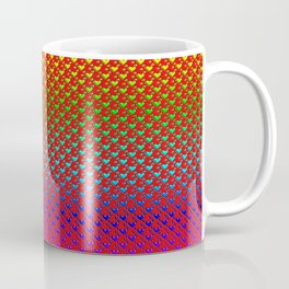 Regenbogenherzen - Rainbow hearts Coffee Mug