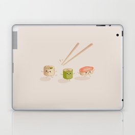 Running Sushi Laptop & iPad Skin
