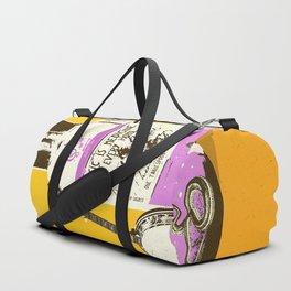 MUSIC IS MEDICINE Duffle Bag