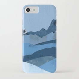 Mountain X iPhone Case