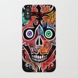 Sheldon Skully iPhone Case