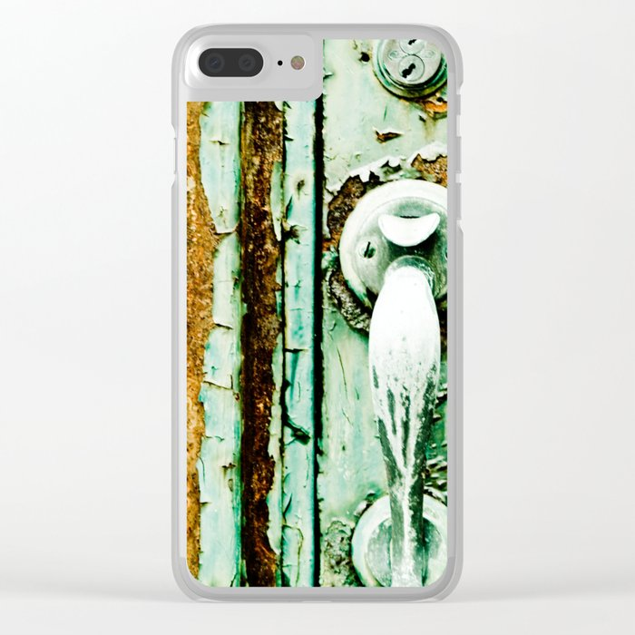 Come In Clear iPhone Case