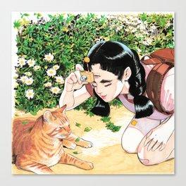 TRII 002 Canvas Print