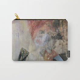 Women who run with wolves I. Baba Jaga Carry-All Pouch