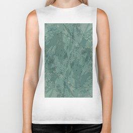 Abstract texture rock mineral design Biker Tank