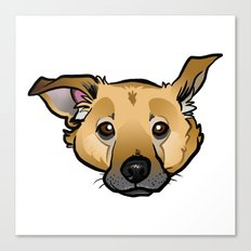 Doggie Canvas Print