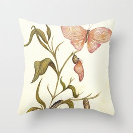 Liberdade Throw Pillow