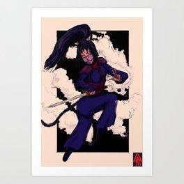 Escape Artist Art Print