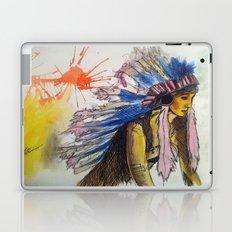 Young Warrior Dreams Laptop & iPad Skin
