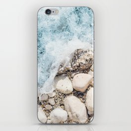 Wave On iPhone Skin