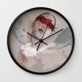 Little wings Wall Clock