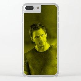Chris Pratt - Celebrity Clear iPhone Case