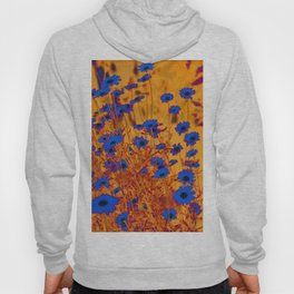 Luminous Daisies Hoody