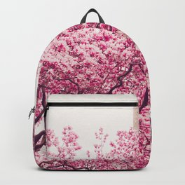 New York City - Central Park - Cherry Blossoms Backpack