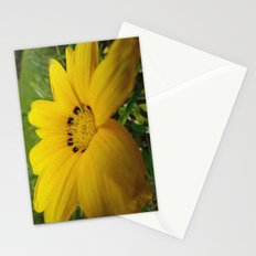 yellow feeling Stationery Cards