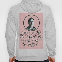 Frida Kahlo design Hoody