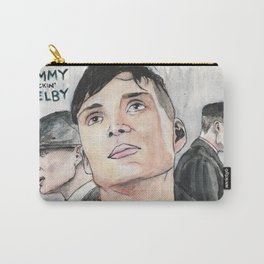 Tommy Fuckin' Shelby Carry-All Pouch
