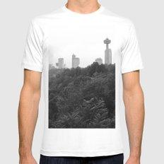 Imperium (Niagara Falls) White Mens Fitted Tee MEDIUM