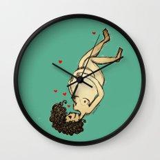 motherhood must be a choice Wall Clock