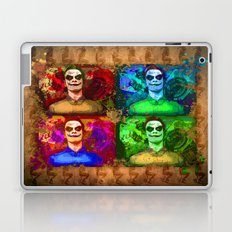 Michael Fassbender...Joker style! Laptop & iPad Skin
