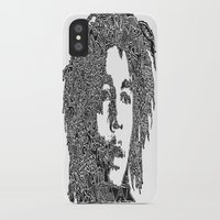 marley iPhone & iPod Cases featuring Marley by Travis Poston