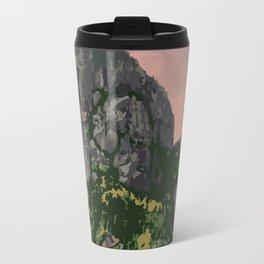 Saguenay Fjord Provincial Park Travel Mug