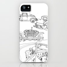 For my dad... Slim Case iPhone (5, 5s)
