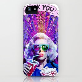 A hollywood treasure iPhone Case