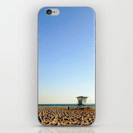 Those are birds. Millions of birds. iPhone Skin