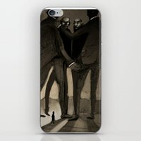 kafka iPhone & iPod Skins featuring Kafka by Cory Michael Ecker