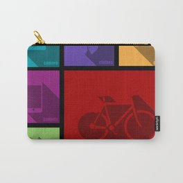 creative hipster accessories Carry-All Pouch