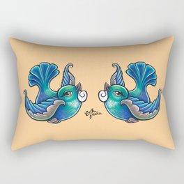 Tui - Sandy Rectangular Pillow