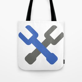 wrench Tote Bag