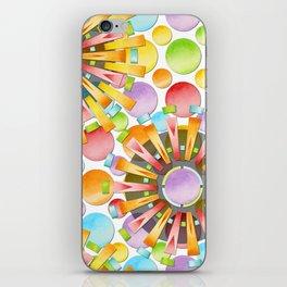 Birthday Party Polka Dots iPhone Skin