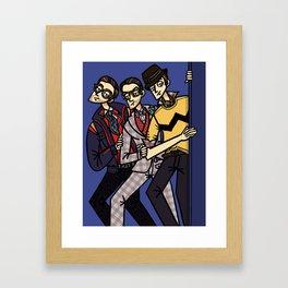 file 082. american boys pt.2 Framed Art Print