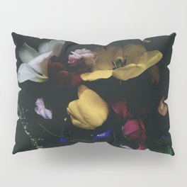 Night Garden Pillow Sham