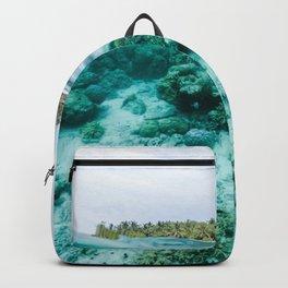 Underwater Maldives Backpack