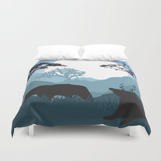 My Nature Collection No. 49 Duvet Cover