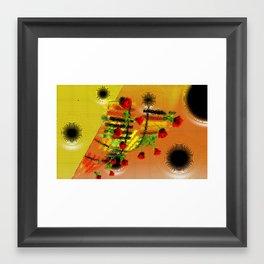 Unstable Framed Art Print
